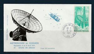 FRc-enveoppe-astronomie-et-cosmos-01-Bourg-en-Bresse-1971