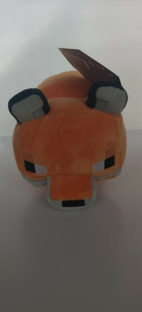 JINX Minecraft Fox Plush Stuffed Toy NEW 2020 Mattel