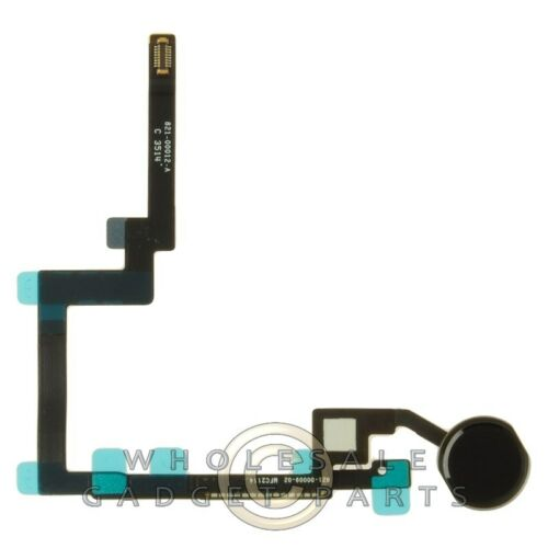 Flex Cable with Home Button for Apple iPad Mini 3 Black PCB Ribbon Circuit Cord