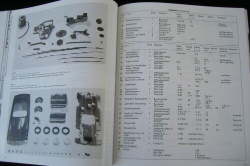 Schuco chapa juguetes coleccionista libro especializado El juego con acero//127 páginas 110 Fig