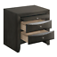 thumbnail 8 - NEW Gray Storage Queen King Bedroom Set Contemporary Modern Furniture Bed/D/M/N