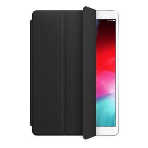 Apple-iPad-Pro-10-5-034-iPad-Air-2019-Leather-Smart-Cover-Black-Brown-Blue
