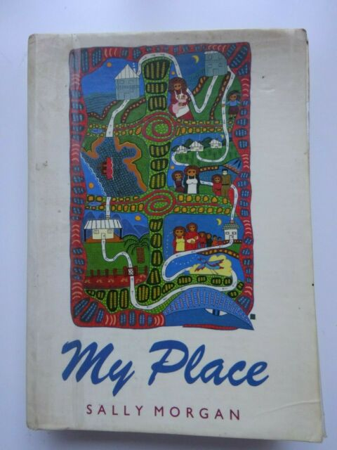 My Place-Sally Morgan-1988-ISBN:9780949206312--POOR CONDITION--FREE POSTAGE