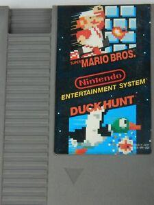 Super-Mario-Bros-Duck-Hunt-Game-Cartridge-Only-Nintendo-NES-1985