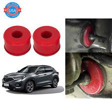 For Energy Suspension 167106r Trailing Arm Bushings 88 2000 Civic 94 01 Integra Fits 1991 Honda Civic