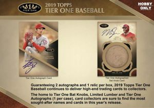 2019-TOPPS-TIER-ONE-BASEBALL-LIVE-PICK-YOUR-PLAYER-PYP-1-BOX-BREAK-3