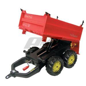 Rolly-Toys-Megatrailer