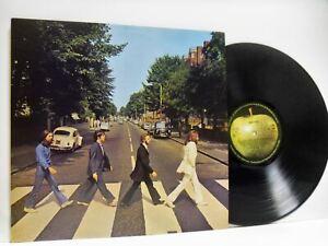 THE-BEATLES-abbey-road-1985-reissue-LP-EX-EX-PCS-7088-vinyl-album-apple