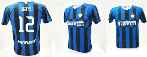 Shirt Sensi Inter 2020 Official Product Jersey Official 2019 Stefano 12