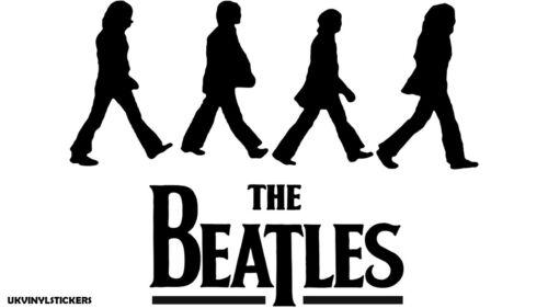 Details about  /The Beatles Vinyl Sticker Decal Man Cave Bedroom Laptop Wall Door 295mm x195mm A