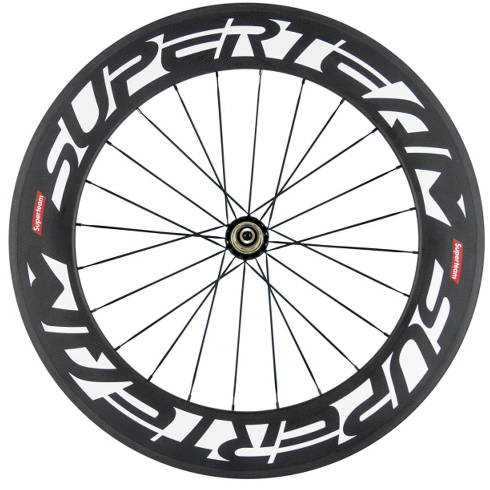 Superteam Rear Carbon Wheels 88mm Depth Road Bike R36 Hub Bicycle Wheels Rear