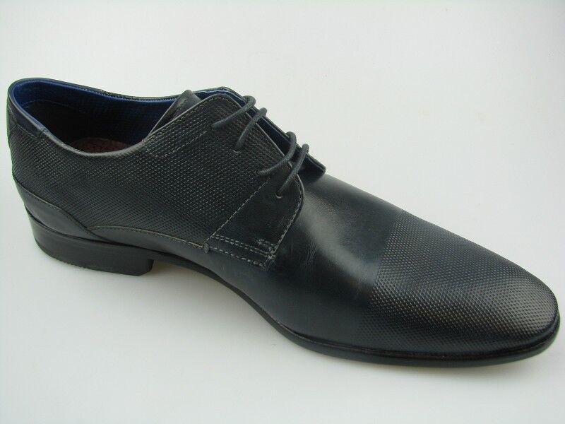 Daniel Hechter Calzini Business-scarpa verde scuro in pelle tg. 43 Scarpe classiche da uomo