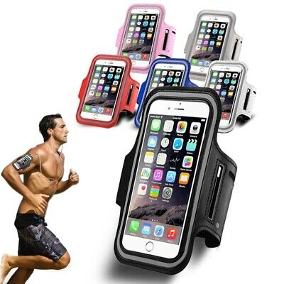 For iPhone XR Gym Running Jogging Sports Armband Holder Apple iPhone XR