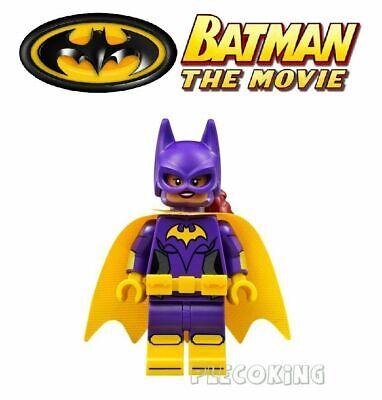 BAT GIRL NEW BATMAN MOVIE fits lego figure 97
