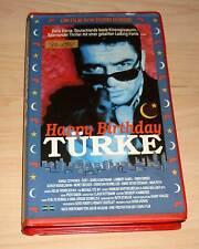 VHS - Happy Birthday Türke - Doris Dörrie - 1991 - Videofilm - Videokassette