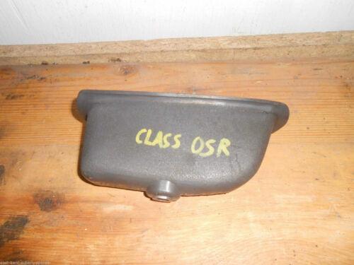 SUBARU IMPREZA WRX OS DRIVER RIGHT REAR DOOR CARD GRAB HANDLE POCKET