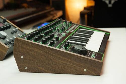 Roland System-1 Holz Seitenteile Ständer Wood Sidepanel Desktop Stand Rack DO
