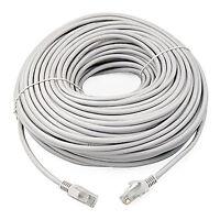 RJ45 CAT6 Network LAN Cable Ethernet UTP Patch Gigabit Cat 6 Lead 1m - 50m Lot