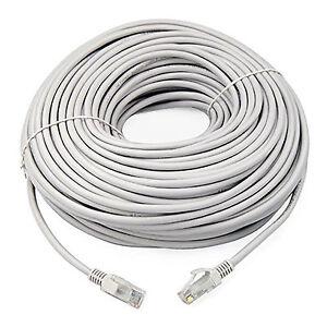 RJ45-CAT6-Reseau-Cable-LAN-Gigabit-Ethernet-Rapide-Patch-Lead-1-m-a-50-m-en-gros