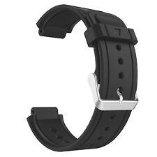OBSIDIAN BLACK Wristband Band Bracelet Strap Accessories For GARMIN VIVOACTIVE