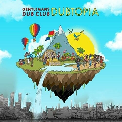 Gentleman's Dub Club - Dubtopia [New Vinyl LP]