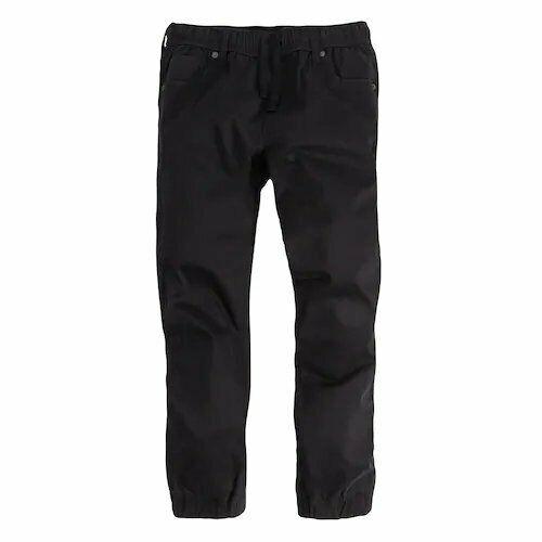 Boys Levi/'s Black Twill Jogger Pants Size 6 7X