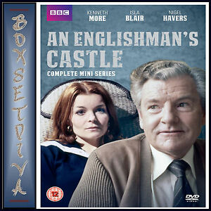 AN ENGLISHMANS CASTLE - COMPLETE MINI SERIES * BRAND NEW DVD***