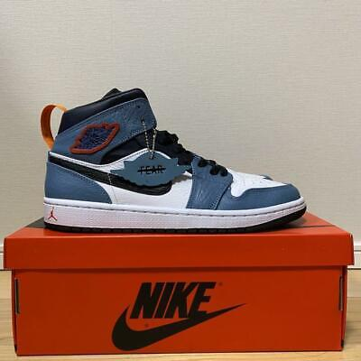 Facetasm x Nike Air Jordan 1 Mid Fearless Ones Collection Size US:8.5 w/Box F/S   eBay