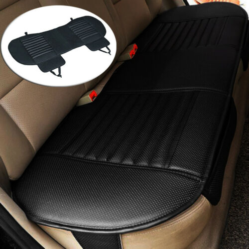 Easy Fit Breathable Car Rear Back Seat Cover Cushion Mat Waterproof Chair Pad PU