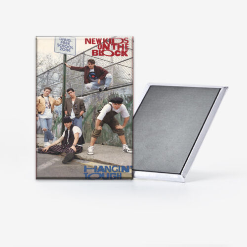 NKOTB Hangin Tough Cassette Refrigerator Magnet 2x3 New Kids on the Block