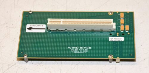 PMC to PCI Adapter Wind River Systems 32 bit