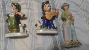Vintage Figurines Made In Occupied Japan Ebay