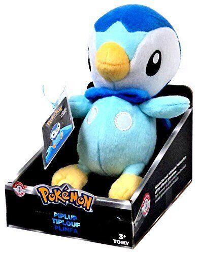 Pokemon Trainers Choice Plush Soft Toy Oshawott Snivy Chimchar Piplup Tepig