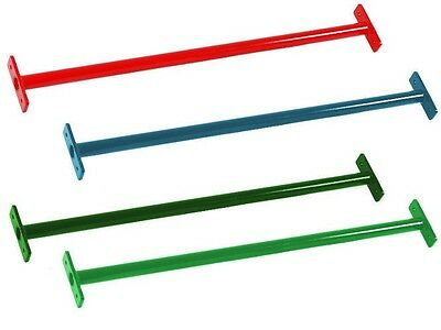 Gymnastics Bar for Climbing Frame, Brand NEW Green Red