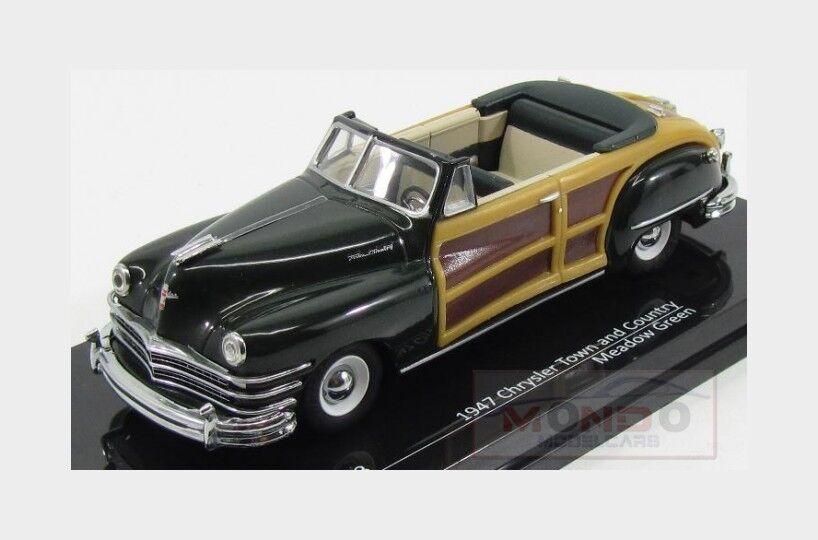 Chrysler Town and Country Cabriolet öppna 1947 Vitesse 1 43 VE36223 modellllerlerl