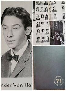 Alex-Van-Halen-Senior-High-School-Yearbook-Drummer
