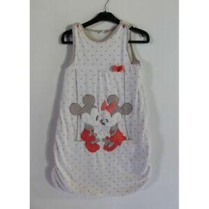 Gigoteuse-velours-blanche-pois-sans-manches-Mickey-et-Minnie-DISNEY-6-24-mois