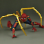 Marvel-Spider-Man-Spider-man-Avengers-Infinity-War-Iron-Action-Model-Figure-Toy thumbnail 2
