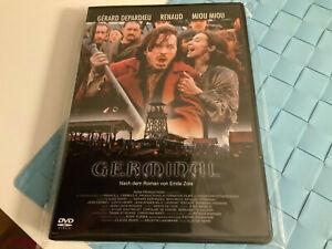 Germinal-von-Claude-Berri-DVD-Zustand-Sehr-Gut