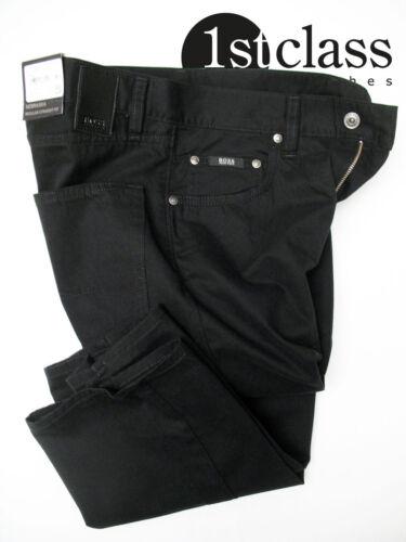 Hugo BOSS Jeans Nebraska l/' Arkansas 1 Black w30-42//l30-l36