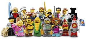 NUOVA-SERIE-LEGO-17-Minifigure-Scegli-la-tua-RE-SIGILLATO-CMF-MINI-FIGURA-Set-71018