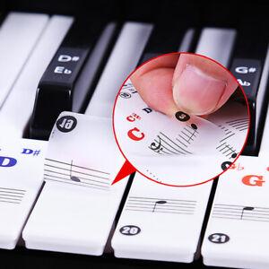 Piano-Keyboard-Music-Note-Learn-Stickers-For-88-61-54-49-31-Keys-Do-Re-Mi-Fa