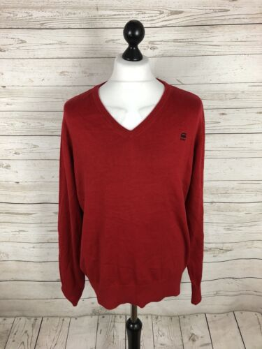 Size Great Red G Xxl Raw Men's Jumper Condition star 4nwZqtYxZ