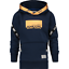 /%/%/% VINGINO Jungen Pullover Kapuze Sweater NEDAL dark blue Gr.116-176