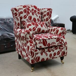 OBERON-FIRESIDE-HIGH-BACK-WING-CHAIR-LILLIE-RED-FABRIC