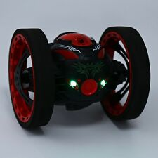 PEG SJ88 2.4G RC Car Remote Control Jumping 2 Second Rotation Bounce Racing Gift