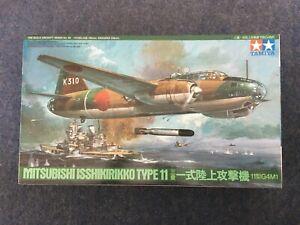 Tamiya-1-48-Mitsubishi-G4M1-Betty-With-Extras-From-Eduard