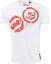 Mens-Crosshatch-Printed-T-Shirt-Short-Sleeves-Round-Neck-Regular-Fit-Size-S-2XL thumbnail 2