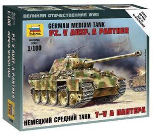 Zvezda-1-100-Allemand-Medium-Tank-Pz-V-Ausf-Panthere-6196