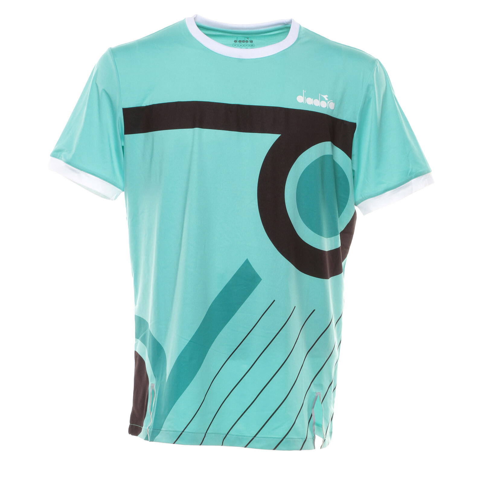 DIADORA T-SHIRT CLAY T-SHIRT TENNIS men 174120 70440